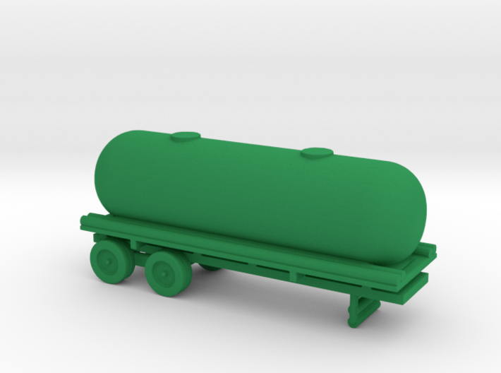 1/200 Scale M-35 Tank Trailer 3d printed
