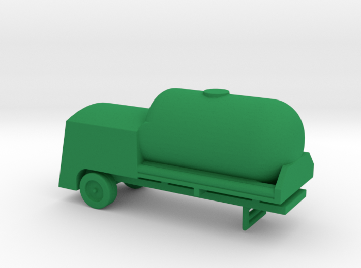 1/200 Scale LO2 And LN2 Tank Trailer 3d printed