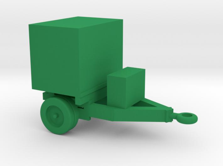 1/144 Scale Generator Trailer 3d printed