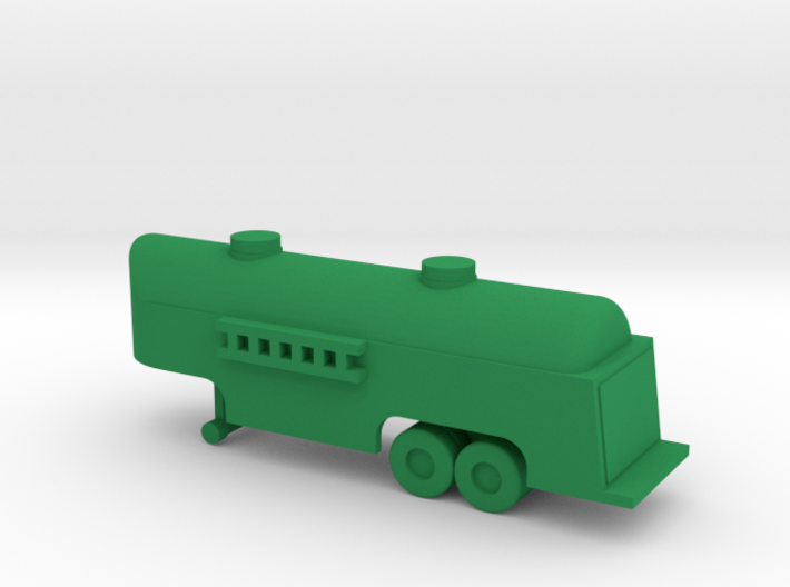 1/144 Scale Fuel Tank Trailer 3d printed