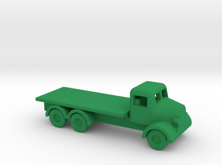 1/200 Scale Austin K6 Flat Bed Truck 3d printed