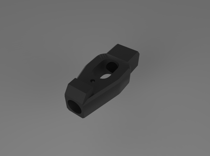 Snow Wolf Bypot Hinge Joint 3d printed