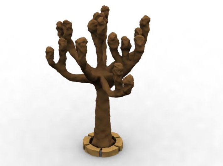 NNA04 Tree 3d printed