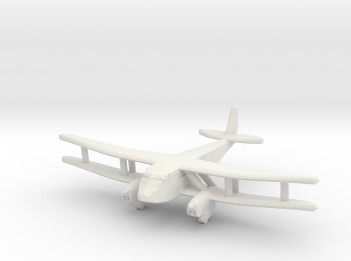 1/300 DH89 Dragon Rapide 3d printed