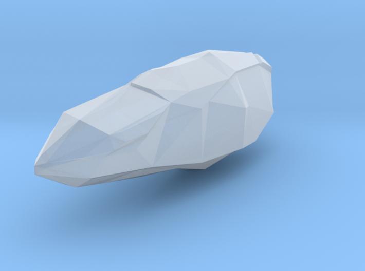 "1.5"" Kyber Crystal Ilum 3d printed"