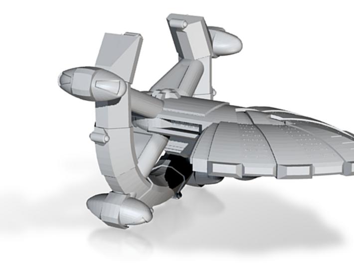 Macha Heavy Battler - 1:20000 3d printed
