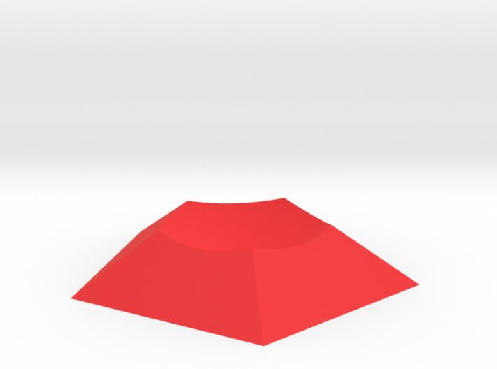 Base For OVO Pendant Big 3d printed