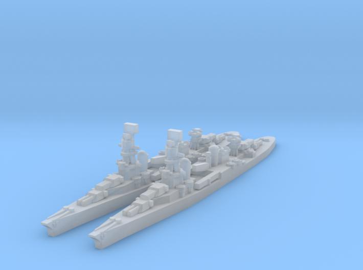 Pensacola class 3d printed
