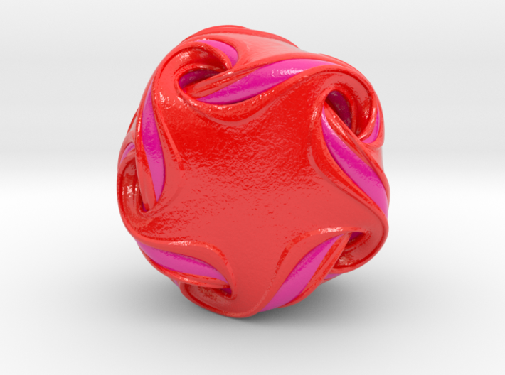 FUNNY HEART 3d printed