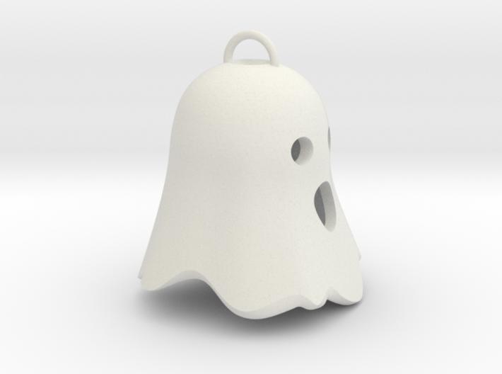 Little Ghostie pendant 3 3d printed