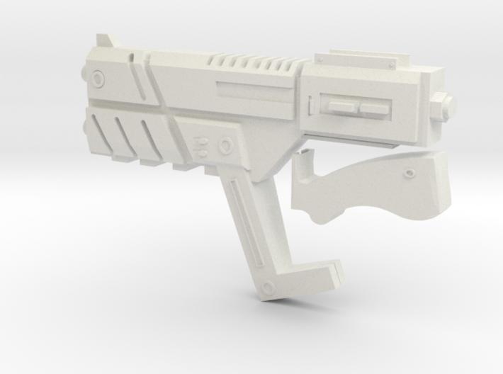 M-4 Shuriken SMG PROP/REPLICA  3d printed