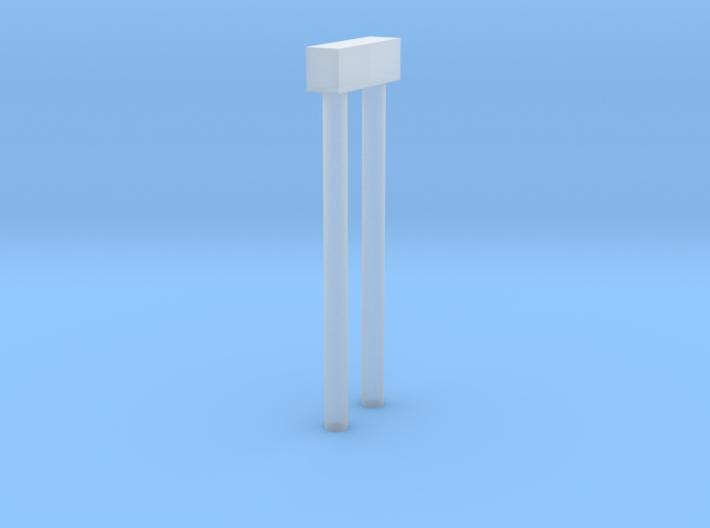 Int Bent Sq 3-16 Via-w Colums 3d printed