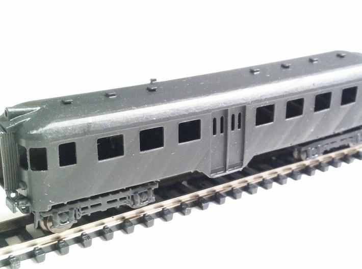 Ln664.35xy 3d printed Modello completo con interni e carrelli (venduti a parte)