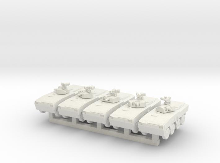 1/300 Tata Kestrel APC 3d printed