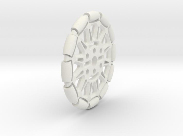 Omniwheel (Pololu Hub compatible) 3d printed