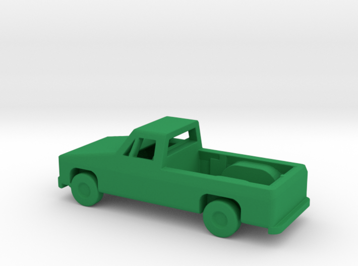 1/144 Scale Pickup 3d printed