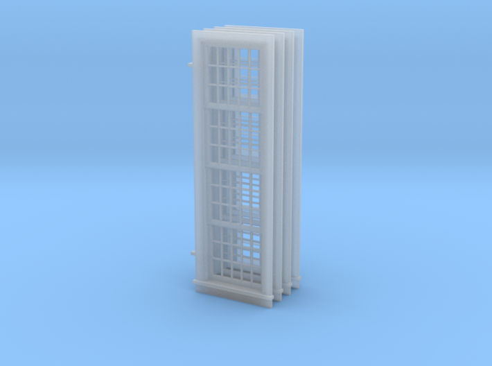 1-64 Roundhouse Window 3d printed