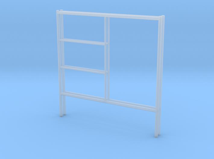 1:48 2 Step Frame Ends 60x60 3d printed
