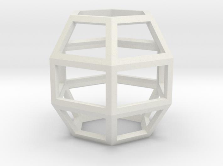 Hexah2 3d printed