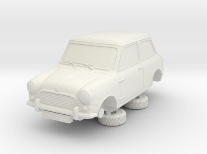 1-64 Austin 64 Saloon 3d printed