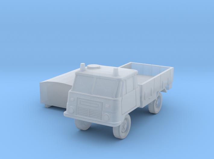 Robur Feuerwehr (Z,1:220) 3d printed