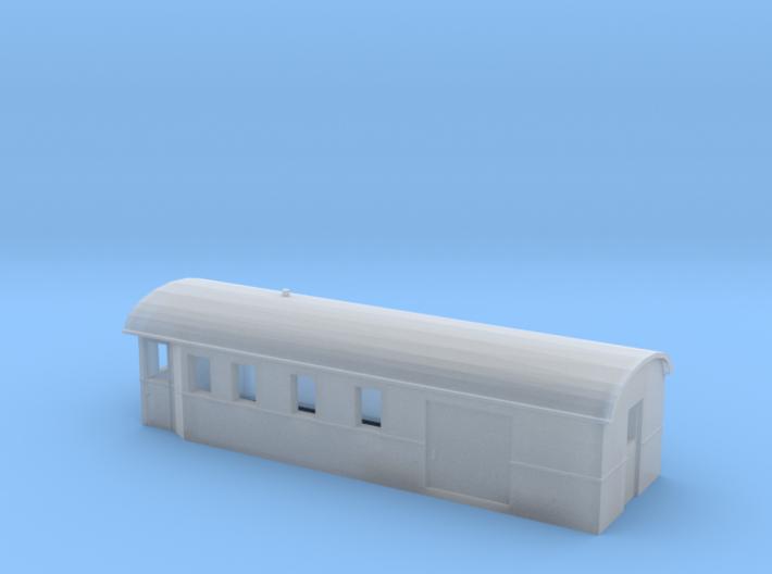 Pwif 41/52 (Z-Scale, 1:220) 3d printed