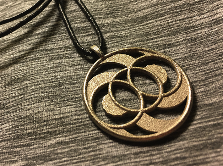 LIFE SPIRAL ONE 3d printed