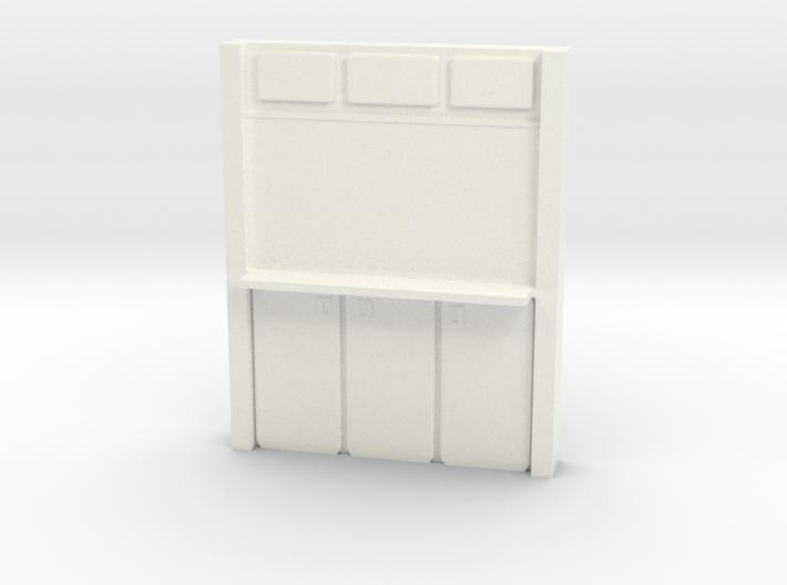 Basic Wall Unit 3d printed