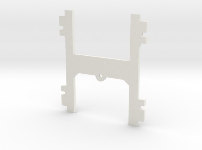 H Fina Scaleauto 1:24 MVX15 3d printed
