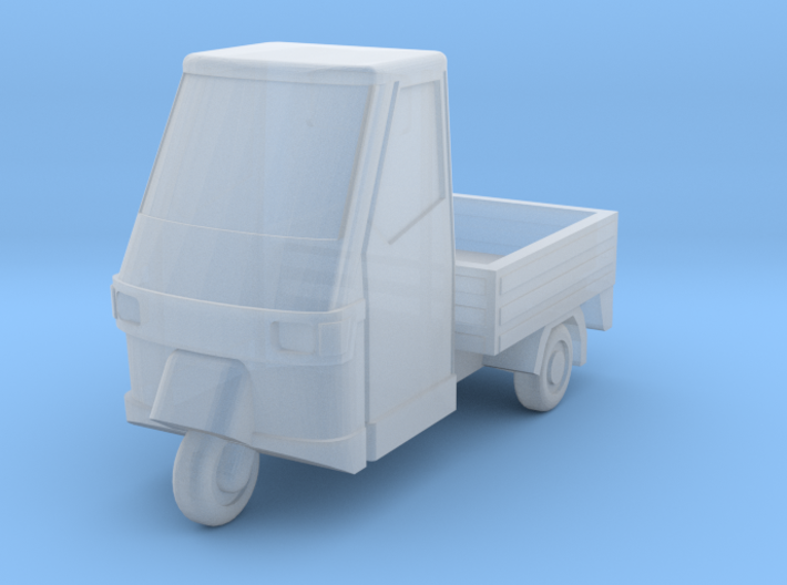 Ape 50 Pritsche / flat bed (Z, 1:220) 3d printed