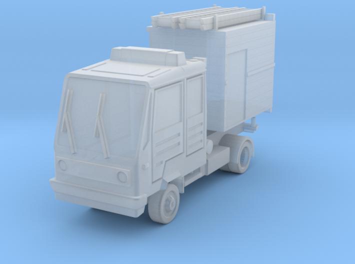Multicar-Feuerwehr (TT, 1:120) 3d printed