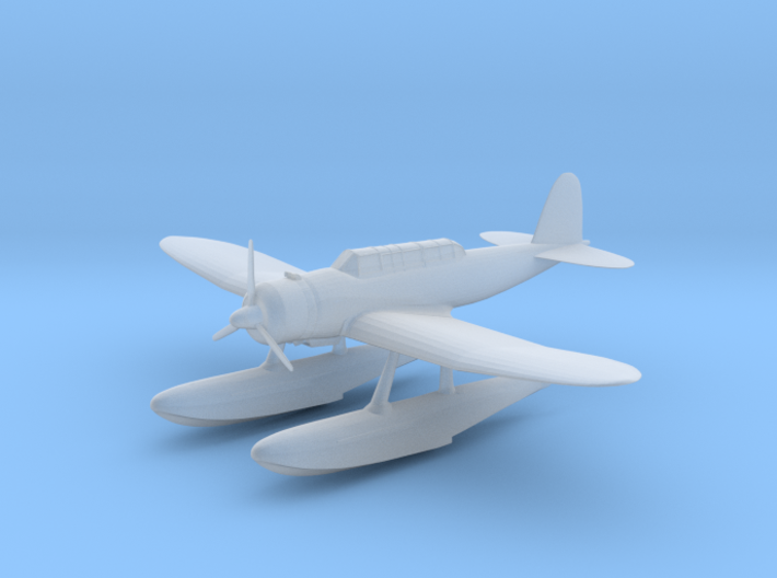 "Best Detail 1/96 IJN Seaplane ""Jake"" 3d printed"