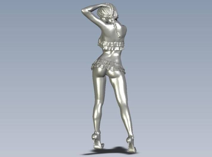 1/24 scale sexy girl figures x 3 pack A 3d printed