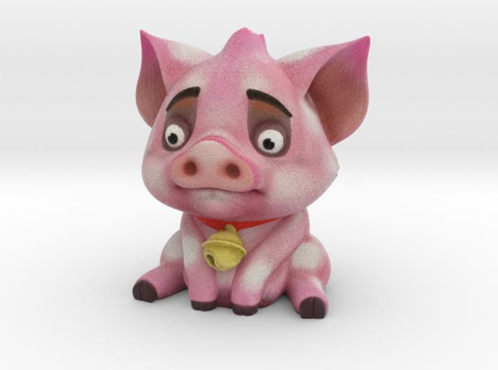 Poor Piggy 3d printed
