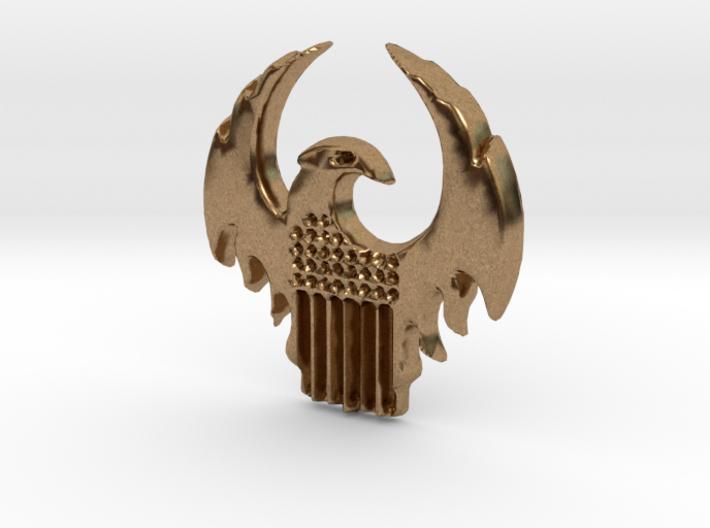 Macusa Pin 3d printed