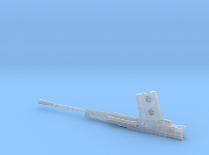 1/35 IJN type 96 25mm cannon 3d printed