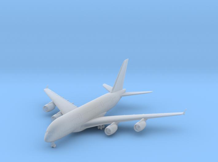 1/700 A380 w/Gear (FUD) 3d printed