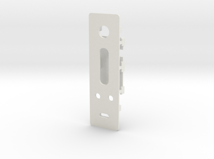 DNA75 DNA200 DNA250 v1 Faceplate - no buttons 3d printed