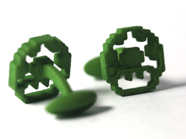 1-up (cool retro links) 3d printed