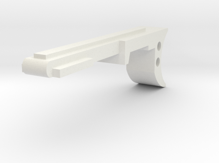 GL40 Trigger (Part4 of 6) 3d printed