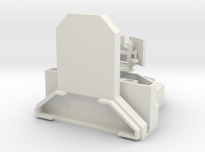 1/144 German Bunker for Atlantic Wall R600 3d printed