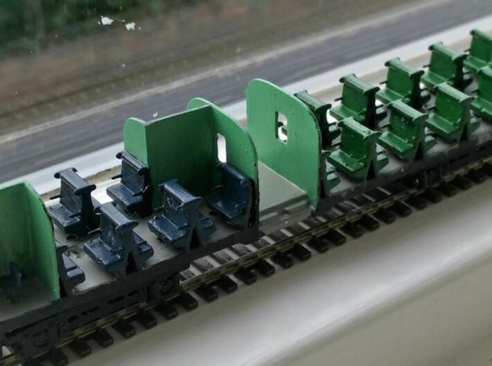 Telaio Ln664 e Le640 3d printed