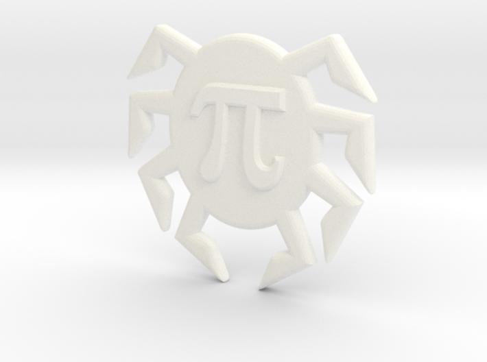 pi Crumbs Studios Logo Headphone Wrap 3d printed