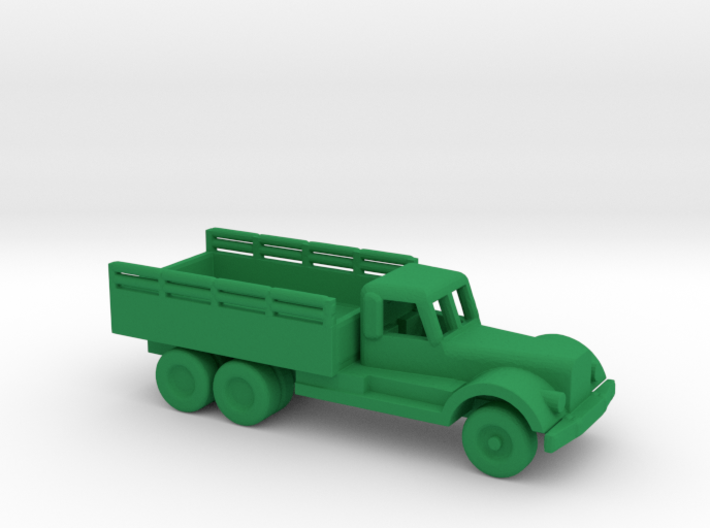 1/200 Scale Diamond T Engineering Truck 3d printed