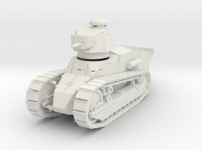 PV151A M1917A1 Six Ton Tank w/MG (28mm) 3d printed