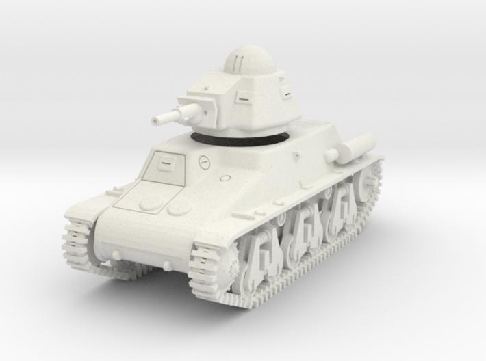 PV45 Hotchkiss H39 w/SA38 (1/48) 3d printed