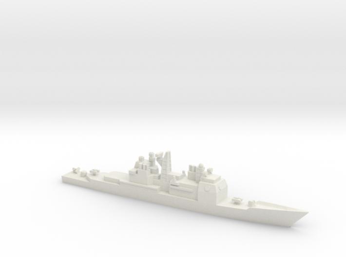 USS Ticonderoga (CG-47), 1/2400 3d printed