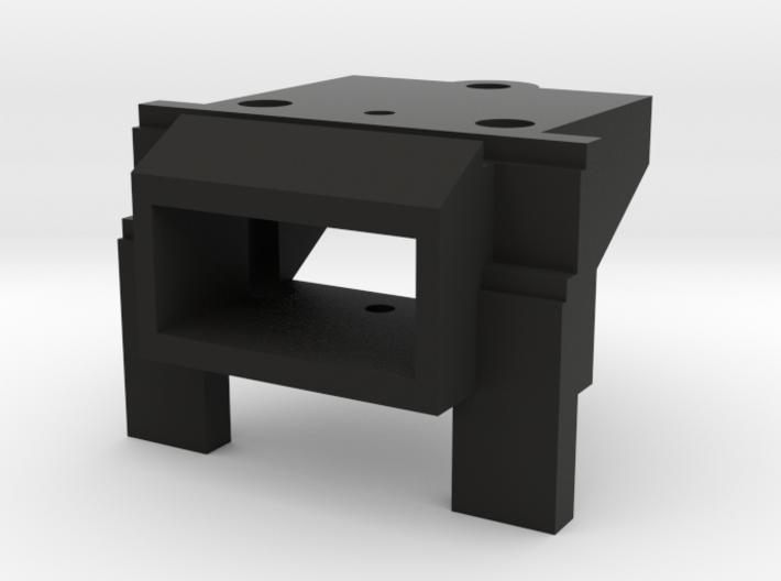 Atlas O Scale EMD GP7 & GP9 Coupler Mount (Open) 3d printed