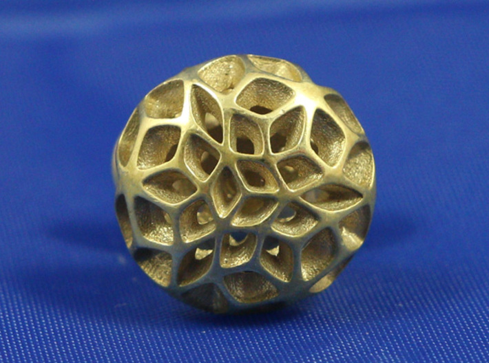 Orion Lapel Pin 3d printed