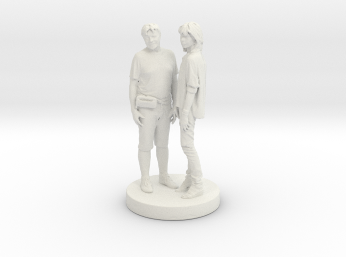 Printle Couple 059- 1/24 3d printed